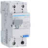Дифференциальный автоматический выключатель 25 А / 30mAC / C хар /  AC тип / 4,5 kA / 1+N полюс / Hager