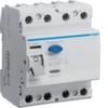 Устройство защитного отключения 100 А / 300mA / A тип / 4 полюса / Hager