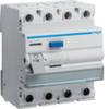 Устройство защитного отключения 40 А / 300mA / A тип / 4 полюса / Hager