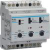 Сумеречный выключатель, 2 канала /2300Вт./230В./2- 20000лк/4 модуля, датчик заказывайте отдельно(в комплекте нет), исполнение комфорт