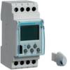 Недельный таймер Cronotec, 1W/16A/12 или 24В-/~, 2M,цифровой c функциями комфорта, 2 канала с ключом EG005