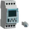 Недельный таймер Cronotec, 2W/16A/230В/2M,цифровой c функциями комфорта, 2 канала с ключом EG005