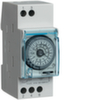 Суточный таймер аналоговый с запасом хода, 1w/16А/230B/3М