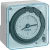 Суточный таймер компактный,1W/16A/230В/4,5М, аналоговый, без запаса хода
