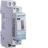 Реле модульное, 2н.з., AC1/AC7a 16А, Uупр.=12 или 8В, 50Гц, ширина 1М