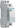 Контактор модульный, 2н.о., AC1/AC7a 25A, Uупр.=230В 50/60Гц, ширина 1М