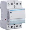Контактор модульный бесшумный, 2н.о., AC1/AC7a 63A, Uупр.=230В 50/60Гц, ширина 3М