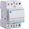 Контактор модульный, 3н.о., AC1/AC7a 40A, Uупр.=230В 50Гц, ширина 3М