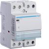Контактор модульный бесшумный, 3н.о., AC1/AC7a 40A, Uупр.=230В 50/60Гц, ширина 3М