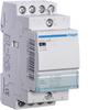 Контактор модульный, 4н.з., AC1/AC7a 25A, Uупр.=230В 50/60Гц, ширина 2М