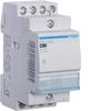 Контактор модульный бесшумный, 2н.о.+2н.з., AC1/AC7a 25A, Uупр.=230В 50/60Гц, ширина 2М