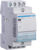 Контактор модульный бесшумный, 4н.з., AC1/AC7a 25A, Uупр.=24В 50Гц, ширина 2М