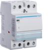 Контактор модульный бесшумный, 2н.о., AC1/AC7a 40A, Uупр.=12В 50Гц или 12В DC, ширина 3М Hager