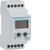 Реле контроля напряжения 1-фазное, 15-480V AC, 15-700V DC, индикация текущего напряжения