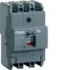 Автоматический выключатель, x160, TM фикс., 3P 18kA 160A, 440В АС