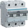 Автоматический выключатель 3P 16KA C-80A   4,5M