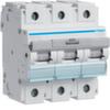 Автоматический выключатель 3P 16KA D-125A   4,5M