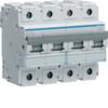Автоматический выключатель 4P 10kA C-100A 6M