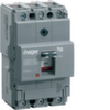 Автоматический выключатель, x160, TM рег.уст.терм., 3P 40кА 25-16A, 440В АС
