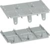 Клеммные крышки короткие, изолирующие h400-h630 3P, для подсоединения сзади