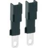 Отвод для цепи питания для проводов питания и контроля сеч. до 1,5 мм.кв. (набор из 2 шт) для рубильников HICxxxA 63-160А