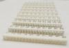 Шильдики для маркировки клемм, монтажная ширина 5мм, 25 наборов чисел от 0 до 100