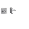 Торцевая заглушка для фазной шин KB263, набор 10 шт., Hager