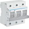 Рубильник для предохранителей D02 3P 63A 400V AC 110/220V DC