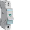 Выключатель нагрузки Hager - рубильник 40A, 1-пол., 1 модуль, 230-400В