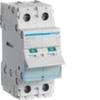 Выключатель нагрузки Hager - рубильник 80A, 2-пол., 2 модуля, 230-400В