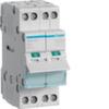 Выключатель нагрузки Hager - рубильник 25A, 4-пол., 2 модуля, 230-400В