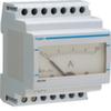 Амперметр аналоговый через преобразователь 0-50A
