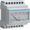 Вольтметр аналоговый 0-500 V