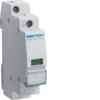 Светодиодный индикатор c зеленым фильтром, 230В АС, 1 М